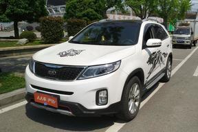 婁底二手起亞-索蘭托 2013款 2.2T 5座柴油豪華版