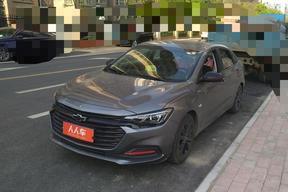 合肥二手雪佛蘭-科魯澤 2019款 Redline 320T 雙離合爽快版