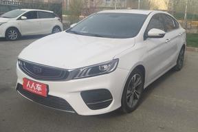 烏魯木齊二手吉利汽車-繽瑞 2018款 14T CVT繽致版