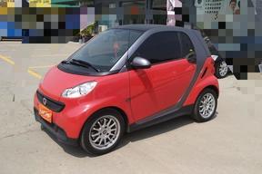 臨汾二手smart-smart fortwo 2011款 1.0T 硬頂激情版