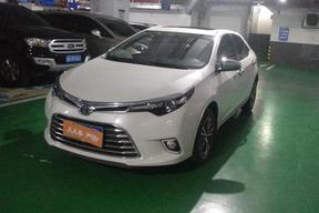 長沙二手豐田-雷凌 2014款 1.6G CVT精英版