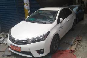 西安二手豐田-卡羅拉 2014款 1.6L CVT GL