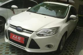 杭州二手福特-福克斯 2012款 兩廂 1.6L 自動風尚型