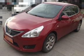 南京二手日產-騏達TIIDA 2011款 1.6L CVT舒適型