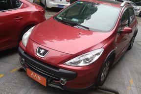樂山二手標致-標致307 2012款 兩廂 1.6L 自動舒適版
