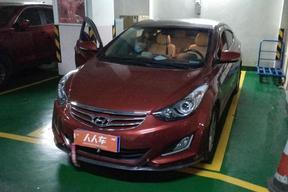 貴陽二手現代-朗動 2012款 1.6L 自動尊貴型