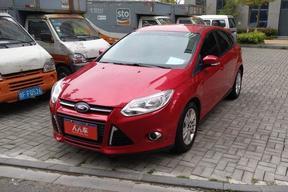 嘉興二手福特-福克斯 2012款 兩廂 1.6L 自動舒適型