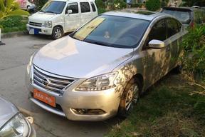 鄭州二手日產-軒逸 2012款 1.6XL CVT豪華版