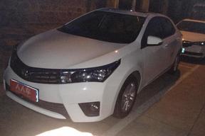 平頂山二手豐田-卡羅拉 2014款 1.6L CVT GL-i