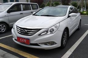 郴州二手現代-索納塔八 2014款 2.0L 自動豪華版