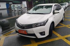 武漢二手豐田-卡羅拉 2014款 1.6L CVT GL