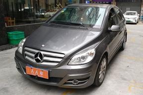 廣州二手奔馳-奔馳B級 2009款 B 200 時尚型