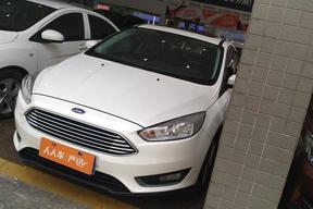 東莞二手福特-福克斯 2015款 三廂 1.6L 自動風尚型