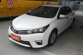廣州二手豐田-卡羅拉 2014款 1.6L CVT GL