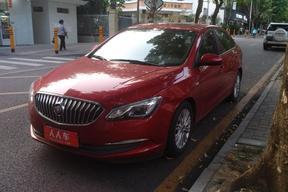 深圳二手別克-英朗 2015款 15N 自動精英型
