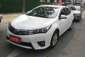 東莞二手豐田-卡羅拉 2014款 1.6L CVT GL