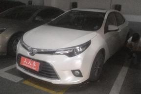 上海二手豐田-雷凌 2016款 1.6G CVT精英版