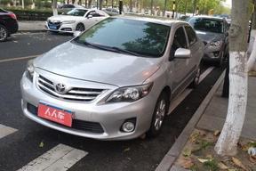 東莞二手豐田-卡羅拉 2013款 特裝版 1.6L 自動至酷型GL
