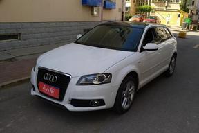 北京二手奧迪-奧迪A3(進口) 2012款 Sportback 1.8T 豪華型