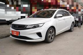 東莞二手吉利汽車-帝豪GL 2018款 1.8L 手動精英智聯型