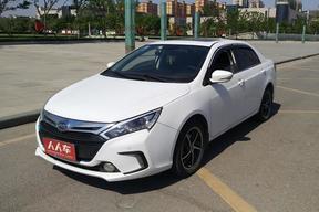 菏泽二手比亚迪-秦新能源 2014款 1.5T 酷黑骑士旗舰型