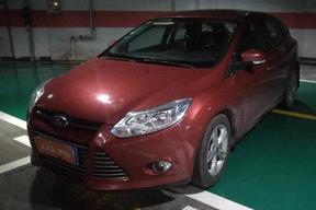 长沙二手福特-福克斯 2012款 两厢 1.6L 自动风尚型