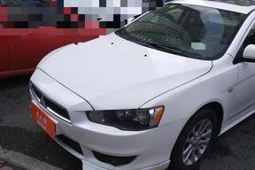 哈尔滨二手三菱-翼神 2011款 致尚版 1.8L CVT豪华型