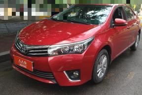 哈尔滨二手丰田-卡罗拉 2014款 1.6L CVT GL-i