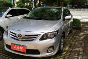 东莞二手丰田-卡罗拉 2013款 特装版 1.6L 自动至酷型GL