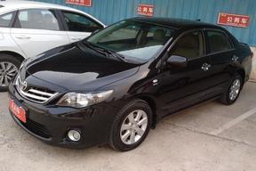 東莞二手豐田-卡羅拉 2013款 特裝版 1.6L 自動炫酷型GL