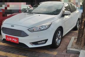 東莞二手福特-福克斯 2015款 三廂 1.6L 自動舒適型
