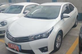 東莞二手豐田-卡羅拉 2017款 1.2T CVT GL