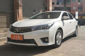 東莞二手豐田-卡羅拉 2014款 1.6L CVT GL-i