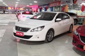 惠州二手標致-標致408 2014款 1.8L 自動豪華版