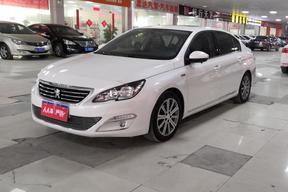 惠州二手標致-標致408 2015款 1.2T 自動豪華版