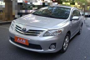 東莞二手豐田-卡羅拉 2011款 1.8L CVT GL-i