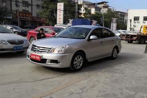 惠州二手日產-軒逸 2012款 經典 1.6XE 自動舒適版