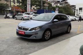 惠州二手標致-標致308S 2015款 1.2T 自動勁馳版