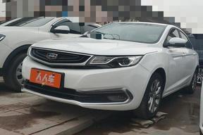 東莞二手吉利汽車-帝豪GL 2017款 1.8L DCT精英型