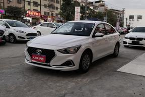惠州二手現代-悅動 2018款 1.6L 自動悅目版GL