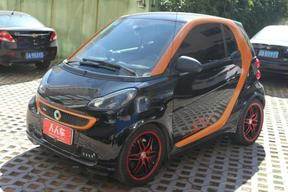 smart-fortwo 2012款 1.0T 博速Xclusive版