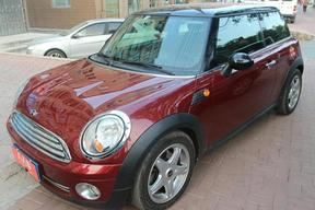 大连二手MINI-MINI 2007款 1.6L COOPER Excitement