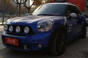 郑州二手MINI-COUNTRYMAN 2011款 1.6T COOPER S ALL4