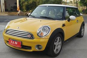 佛山二手MINI-MINI 2007款 1.6L COOPER Excitement