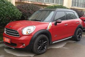 南京二手MINI-COUNTRYMAN 2014款 1.6T COOPER ALL4 Fun