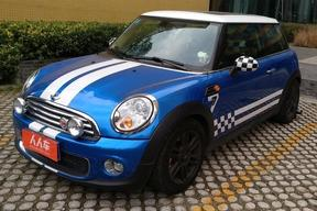 成都二手MINI-MINI 2011款 1.6L COOPER Excitement