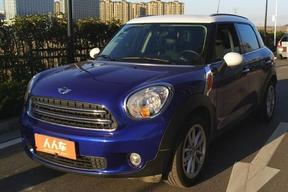 南京二手MINI- COUNTRYMAN 2014款 1.6L COOPER Fun