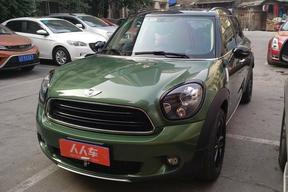重庆二手MINI-COUNTRYMAN 2016款 1.6T COOPER ALL4 Fun装备控
