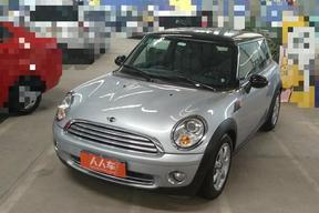 西安二手MINI-MINI 2007款 1.6L COOPER Excitement
