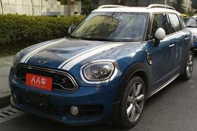 杭州二手MINI-COUNTRYMAN 2017款 2.0T COOPER S ALL4 旅行家